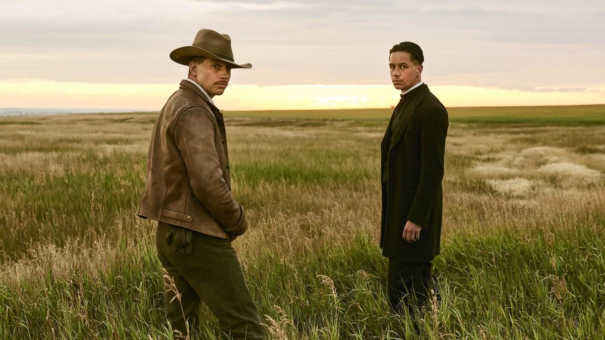 Moderne western serie Damnation naar Netflix