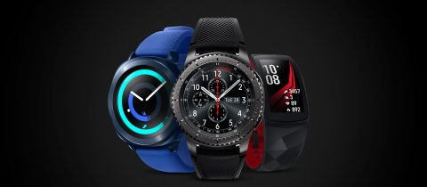 smartwatches samsung Gear S3 en Gear Sport