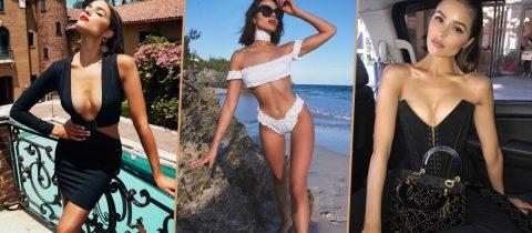 Olivia Culpo is hot on Instagram