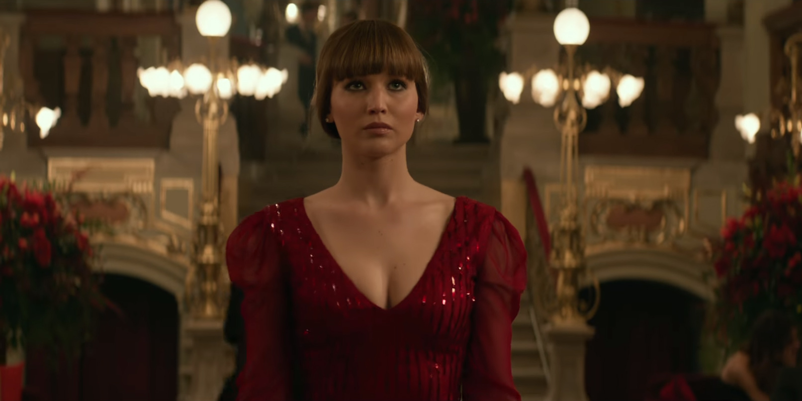 Jennifer Lawrence schittert als verleidelijke moordmachine in 'Red Sparrow'