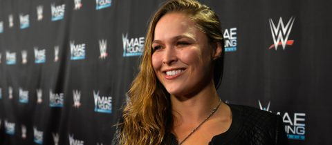 Ronda Rousey stapt over naar de WWE
