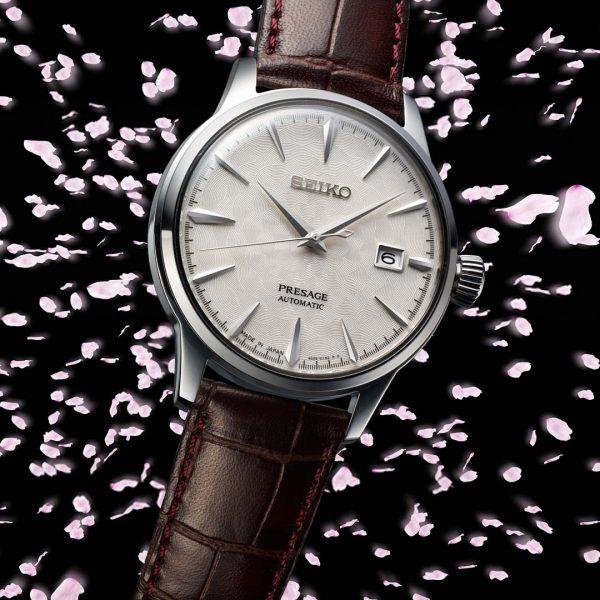 Seiko Presage horloge