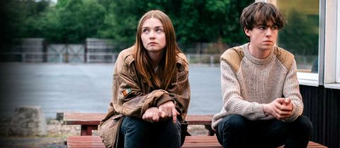 The End of the F**king World van Netflix