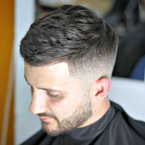 Short Crop Men - Best Short Hair Styles