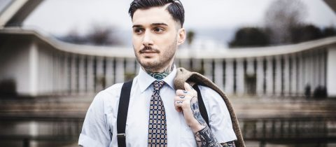 Modeitems voor mannen
