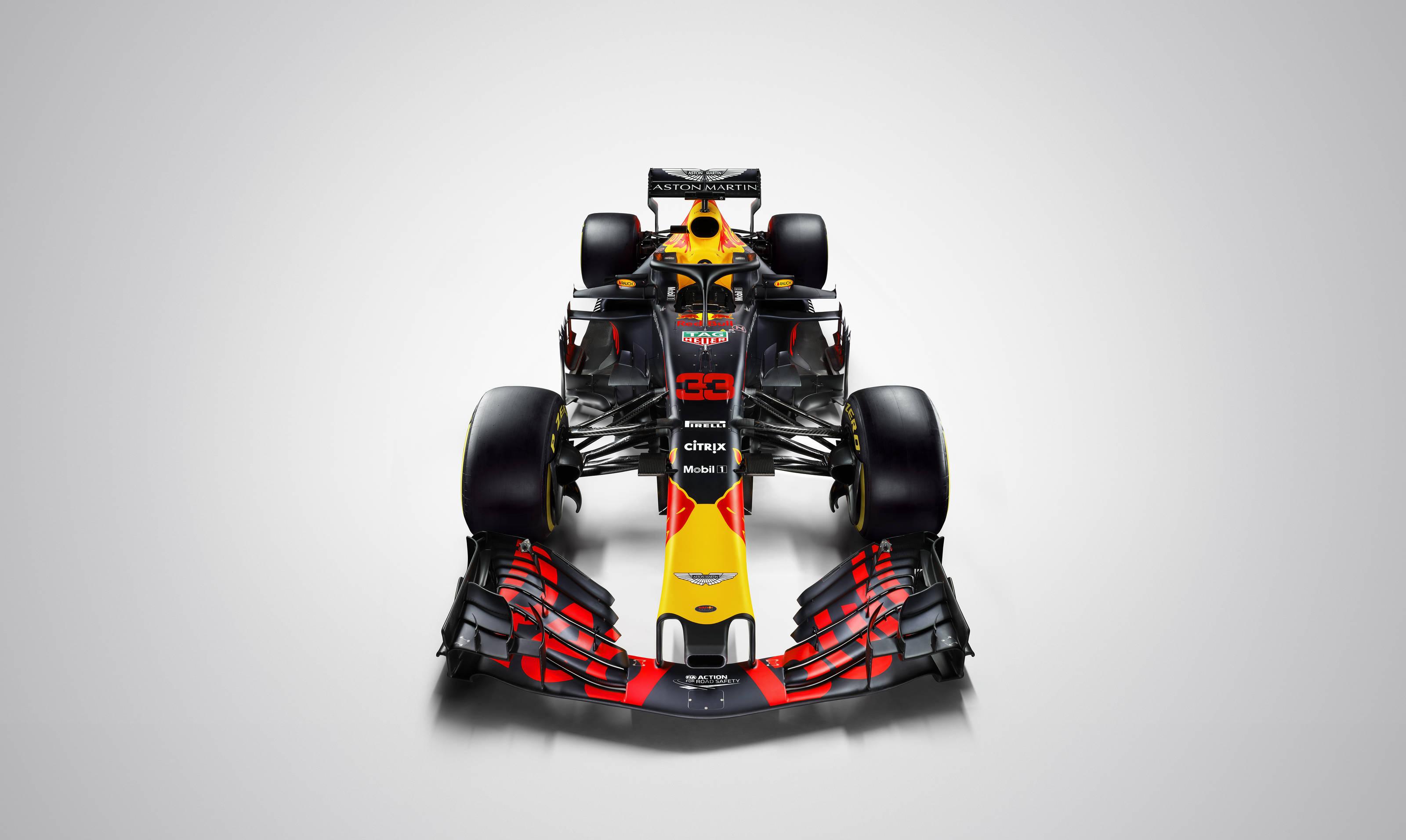 Red Bull Toont De Officiele Kleuren Van De Rb14 Manners Magazine