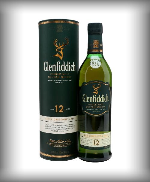 lekkere betaalbare whiksy Glenfiddich 12 Years