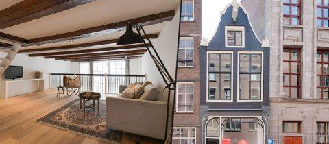 Huizen te koop in Amsterdam