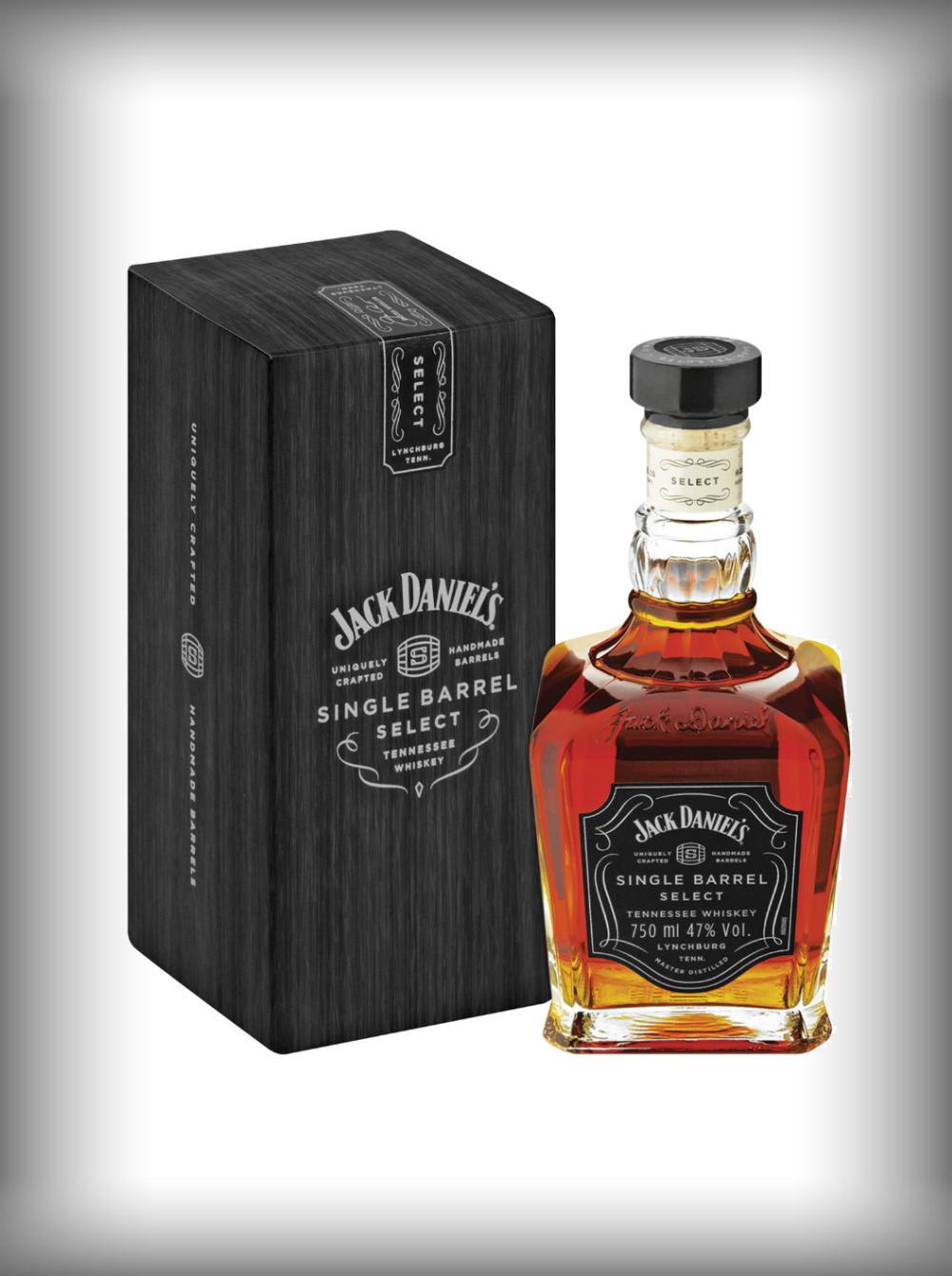 lekkere betaalbare whiksy Jack Daniels Single Barrel
