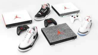 Air Jordan III X Xbox One