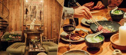 Joya Amsterdam restaurant Dining Manners