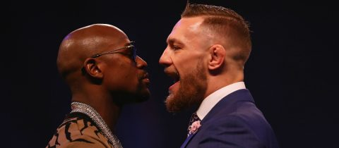 Conor McGregor Floyd Mayweather rematch