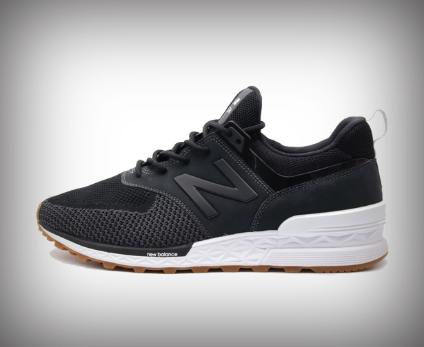 Sneakers, New balance sneaker black
