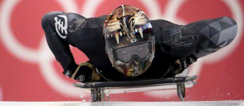 Skeleton meest extreme sport op de Olympische Spelen
