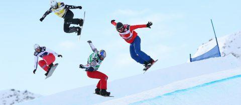 Markus Shairer heeft bij de snowboardcross op de Olympische Spelen zijn nek gebroken
