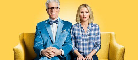 The Good Place is de perfecte Netflix serie om samen met je vriendin te kijken