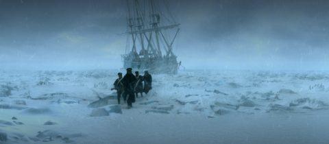 The Terror van Ridley Scott op AMC niet op Netflix
