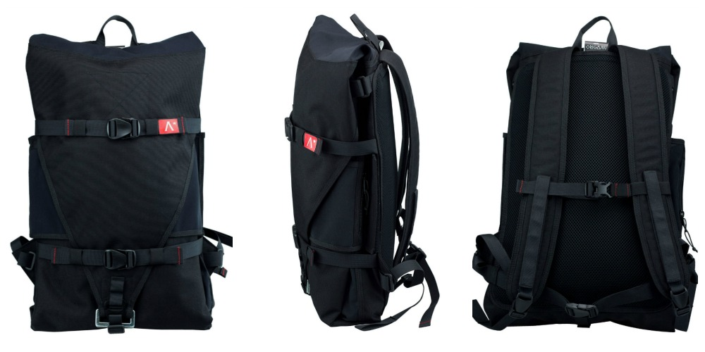 backpack, hangmat, nomad hammock