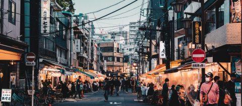 Goedkoop reizen naar Japan