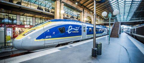 trein londen amsterdam