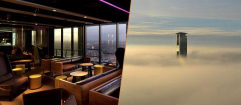 Skybar den haag the penthouse
