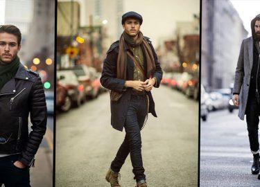 Winterkleding man