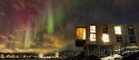 Mooiste hotel op IJsland