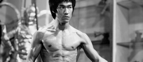 Workout Bruce Lee