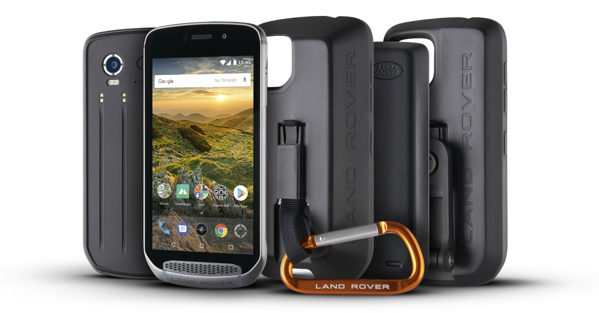 land rover explore, outdoor smartphone (2)