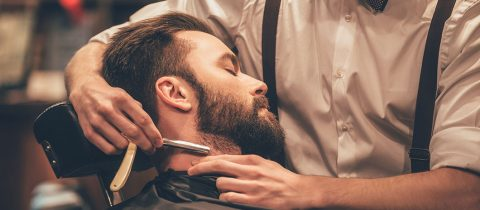 baard scheren