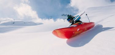 sneeuwkajakken, olympische sport