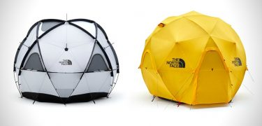 the north face, geodome 4, koepeltent, tent