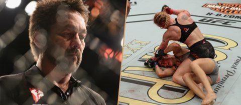 Mario Yamasaki grijpt niet in bij UFC gevecht en verliest baan