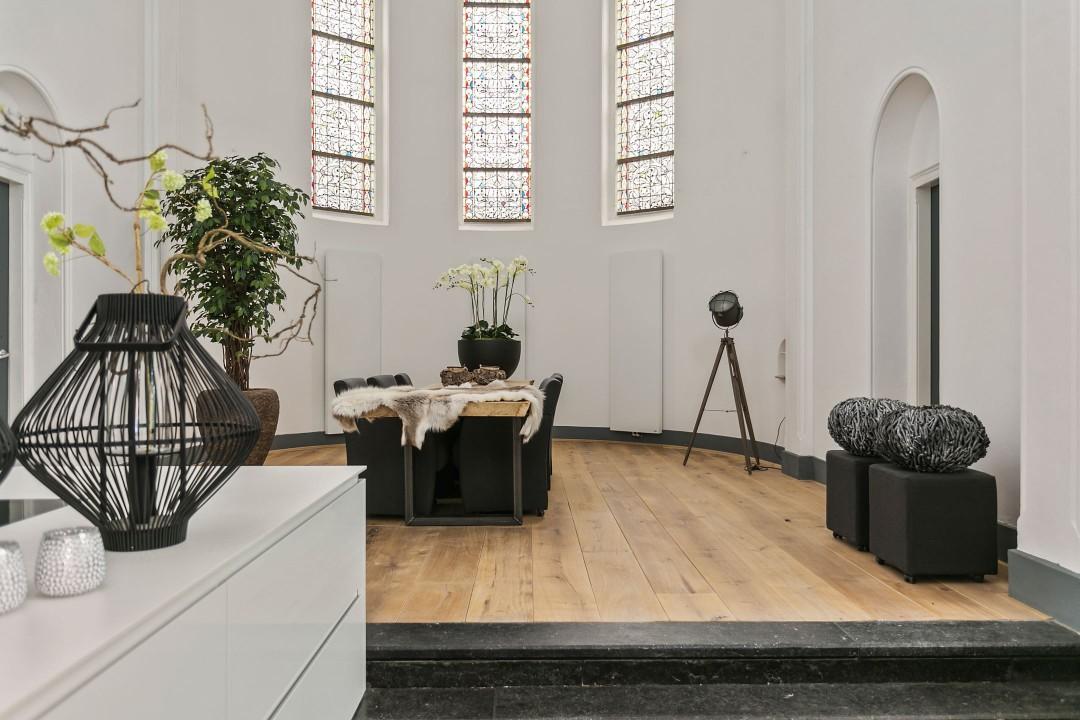 De kerk waarin je wilt wonen