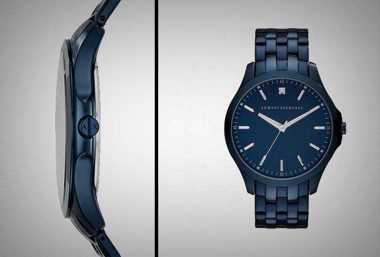 luxe betaalbare horloges, Armani