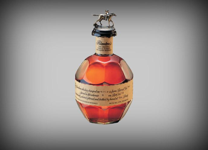 Blanton' s Original, amerikaanse whisky aanbieding