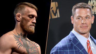 John Cena reageert als een gentleman op Conor McGregor