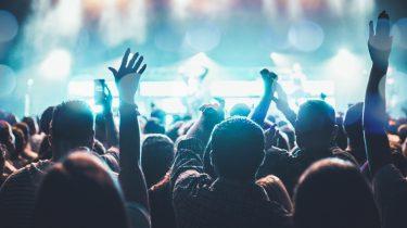 Concert gezond muziek