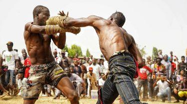 Dambe vechtsport uit West-Afrika harder dan UFC en MMA