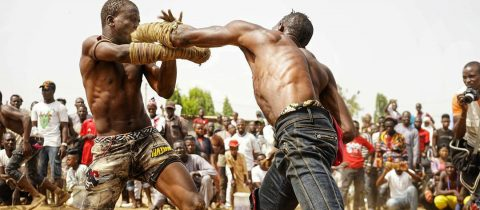 Dambe vechtsport uit West-Afrika harder dan UFC en MMA