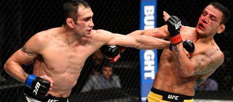 Tony Ferguson UFC titel gevecht Khabib Nurmagomedov