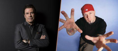 John Travolta gaat de hoofdrol spelen in de biografie van Limp Bizkit zanger Fred Durst