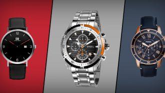 Luxe, betaalbare horloges