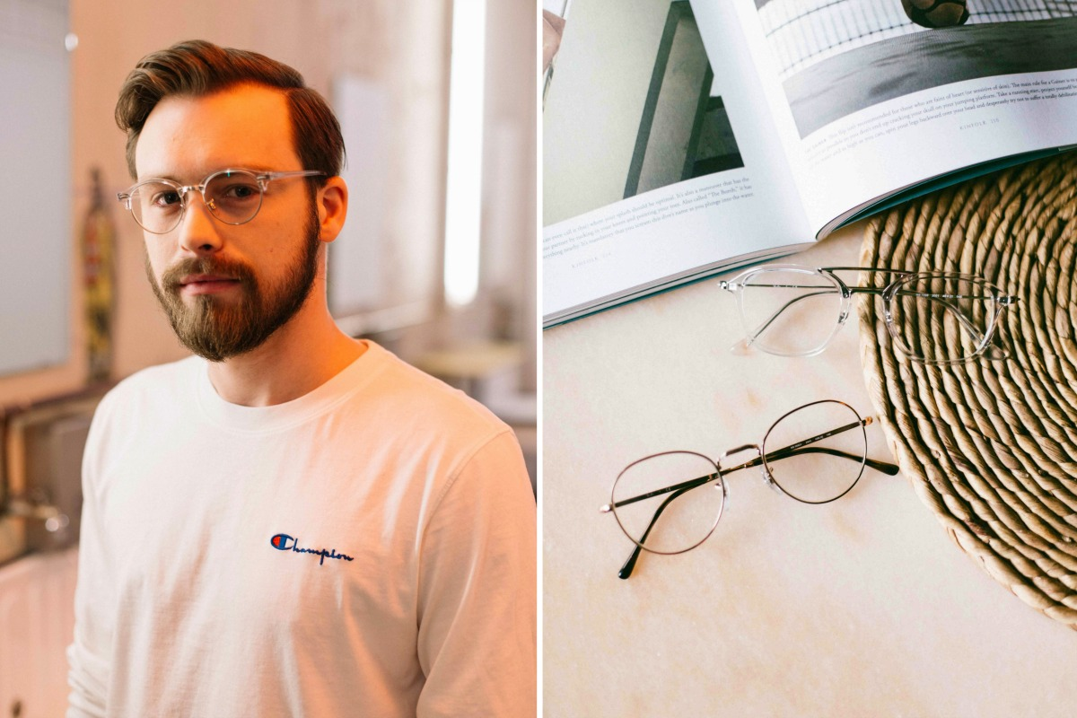 8beb53b41ec05d Dit zijn de 4 belangrijkste brillentrends van 2018 - Manners Magazine