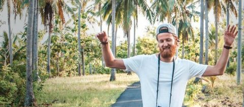 Reisvlogger Hugo, crowdfunding