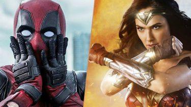 Ryan Reynolds Deadpool Gal Gadot Wonder Woman