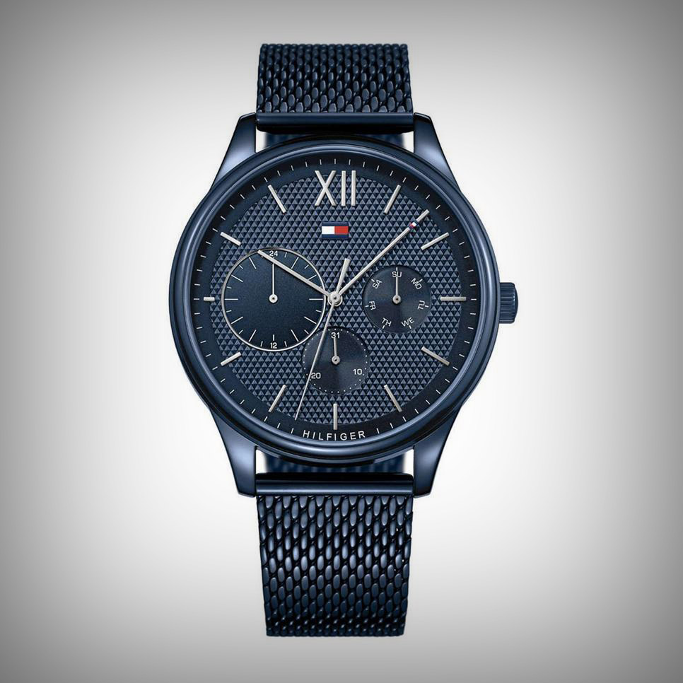 luxe betaalbare horloges, Tommy Hilfiger