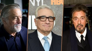 Netflix film The Irishman met Martin Scorsese Robert de Niro, Al Pacino en Joe Pesci