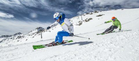 elan, smart ski, ski's, skien, wintersport