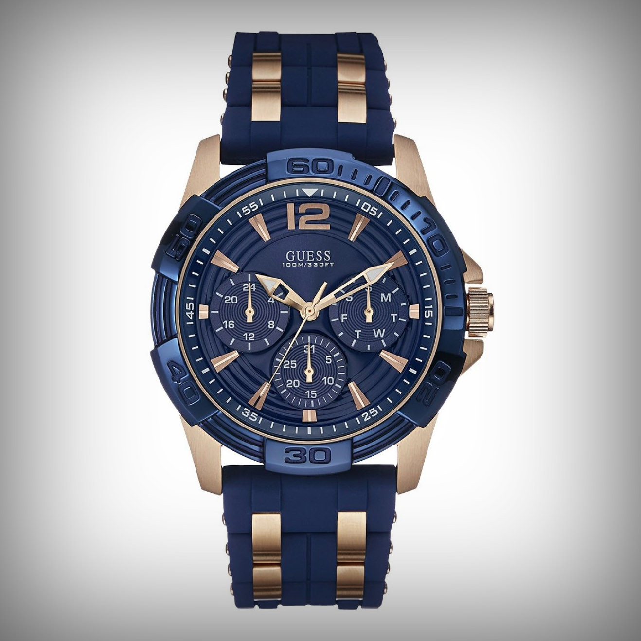 luxe betaalbare horloges, Guess
